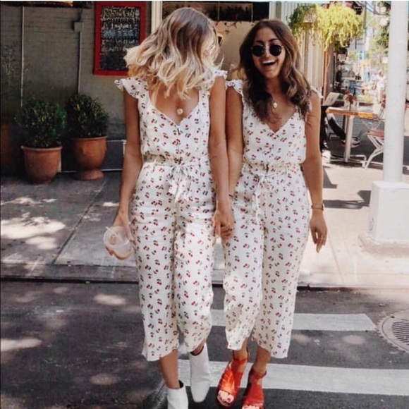 f129d61aaaa For love and lemons cherry jumpsuit